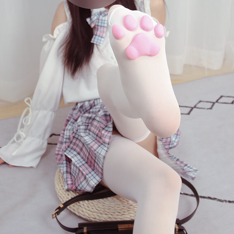 3D Cat Claw Stockings SE21525