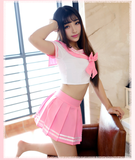 Japanese cute sailor role-playing uniform suits SE6414