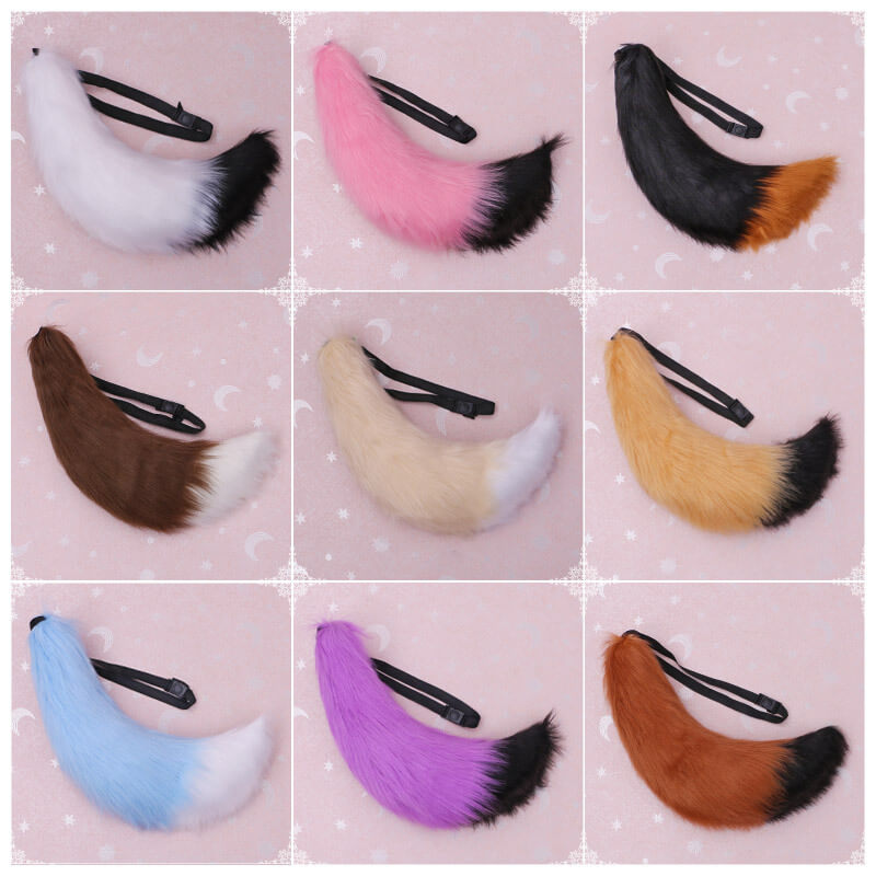 Fox Wolf Cosplay Tail SE21483