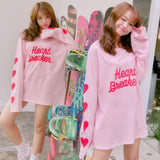 Heartbreaker long sleeve t-shirt SE10422