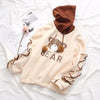Cute Cartoon Bear Hoodie SE20072