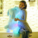 Cute cartoon glow gift dog doll SE6227