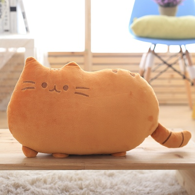 Cartoon Cute Cookies Cat Cushion Pillow Fashion Kawaii