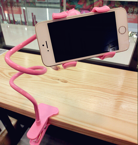 Fashion phone support frame