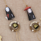 Spirited Away No Face Wind Chimes SE7786