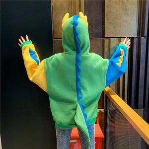 Cartoon Dinosaur Monster Hoodie SE20619