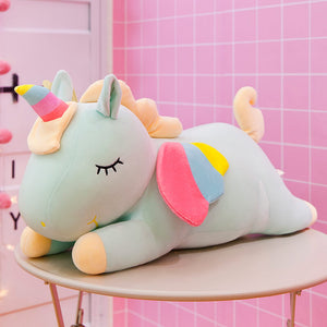 Cartoon Unicorn Plush Toys Pillow SE20687