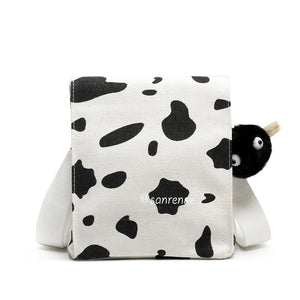 Cute Milk Canvas Bag SE21054