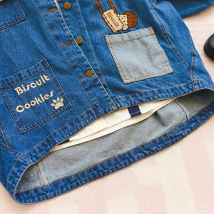 Cute Bear Denim Jacket SE20476