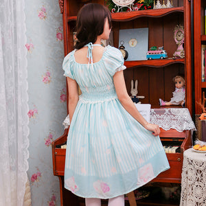 Cute Japanese Lolita Dress SE20311
