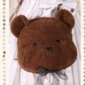 Cute Plush Bear Bag SE20178