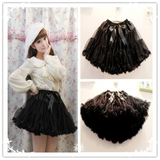 Japanese Net Yarn Tutu Skirts SE4677