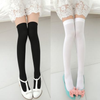 Black/White Students Stockings SE9977