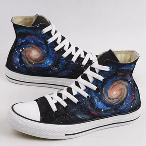 Galaxy Space Hand-painted Shoes SE20824