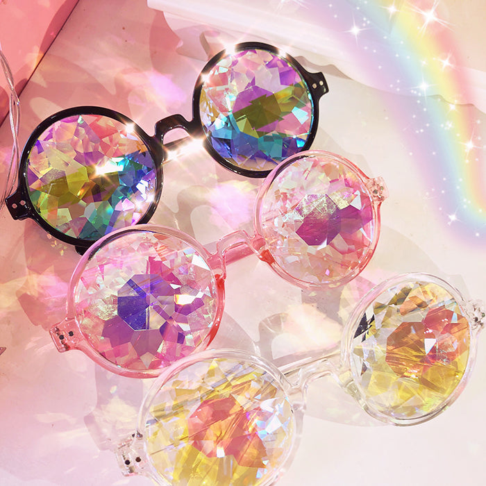 Harajuku Diamond Cutting Sunglasses SE10185