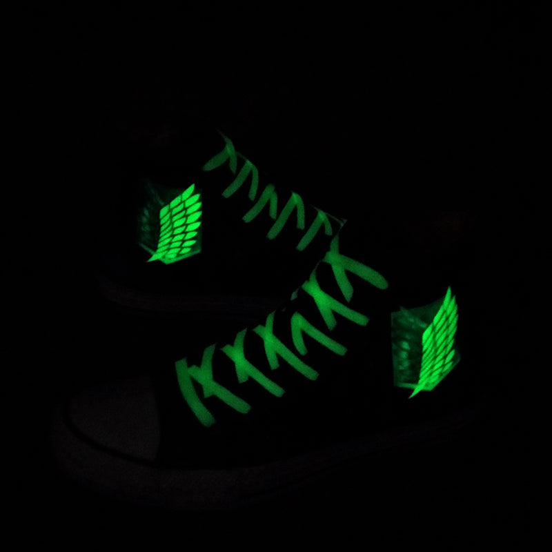 Harajuku Luminous Wing Shoes SE20268