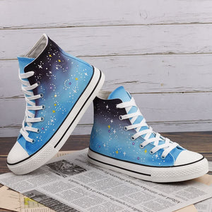 Harajuku Stars Hand Painted Shoes SE20526