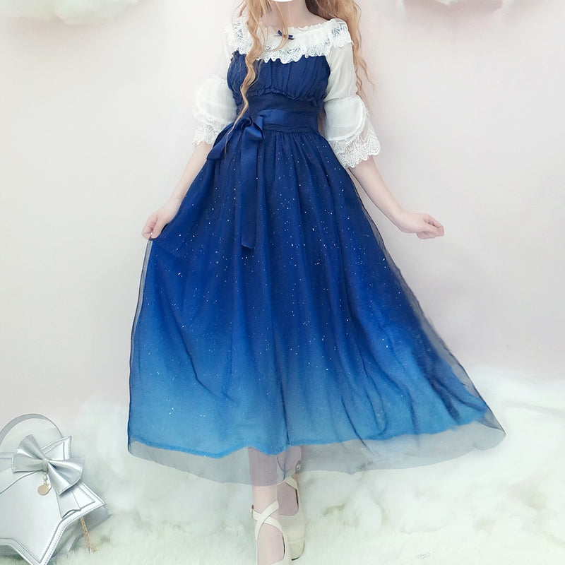 Japanese Galaxy Dress SE10343