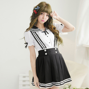 Jfashion Sailor Straps Outfit SE1659