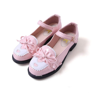 JK Lolita Bow Shoes SE21194