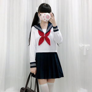 JK Student Sailor Suit SE21316