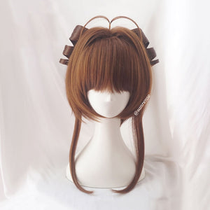Japanese Brown Wig SE21153