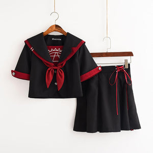 Japanese Jk Sailor Suit SE21214