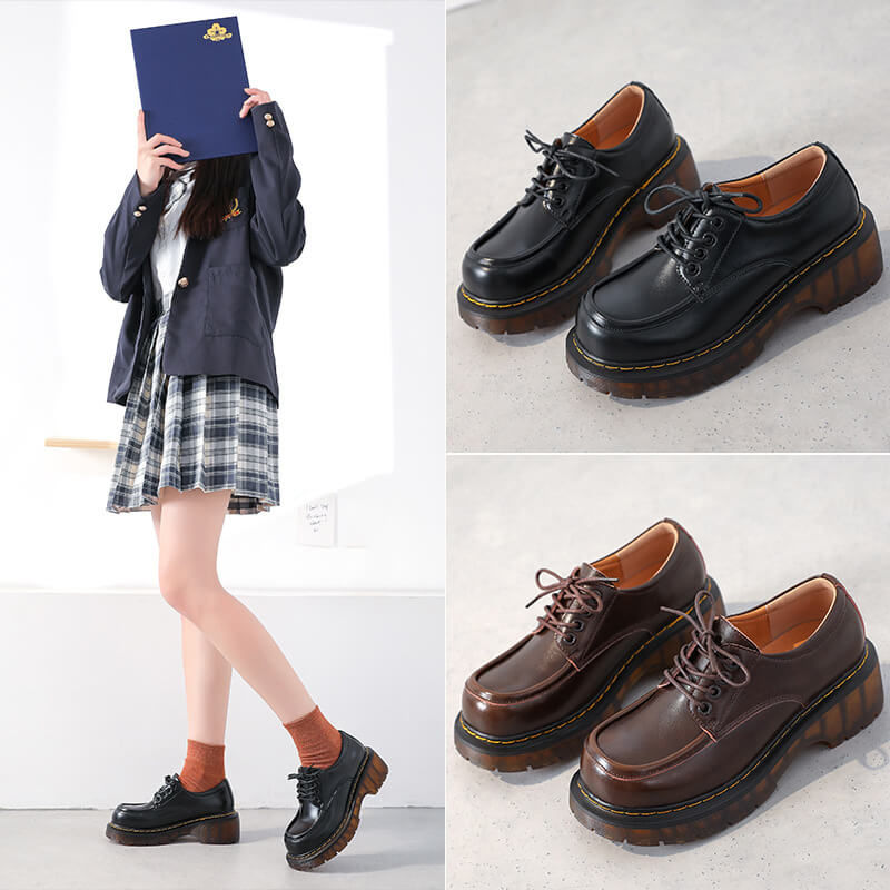 Japanese Student Shoes SE21521