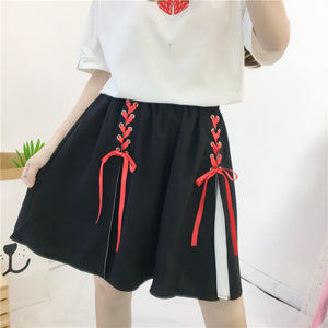 Japanese Bow Tie Skirt SE20273