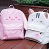 Japanese Cute Cat Backpack SE20204