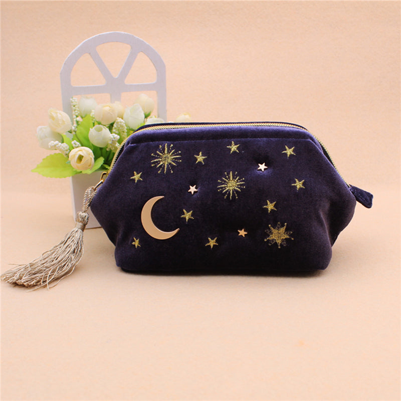 Japanese Moon Star Makeup Bag SE20193