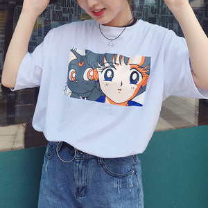Japanese Sailor Moon T-Shirt SE20241