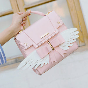 Japanese Wings Shoulder Bag SE20233