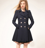 Fashion women trench coat