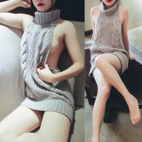 Japanese Virgin Killer Sweater SE9654