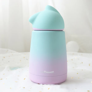 Kawaii Cat Gradient Vacuum Cup SE21209