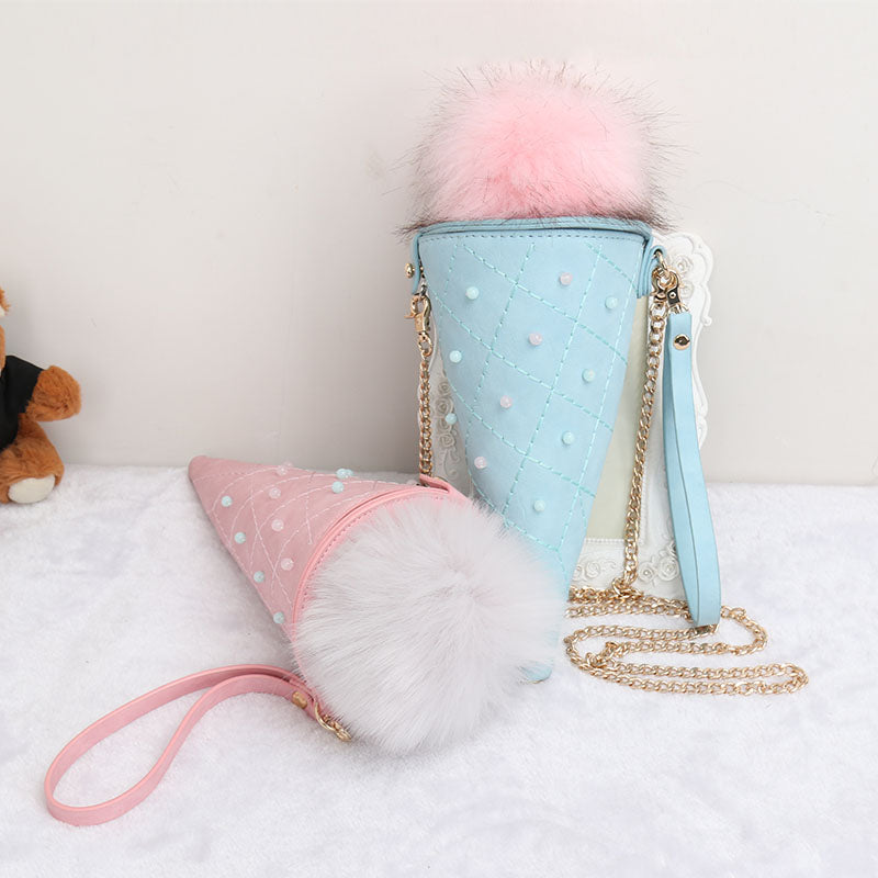 Kawaii Ice Cream Cone Bag SE8254