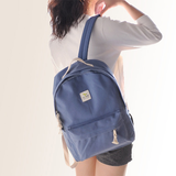 Students canvas backpack SE8580