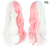 Cos Gradient Curly Wig SE10603