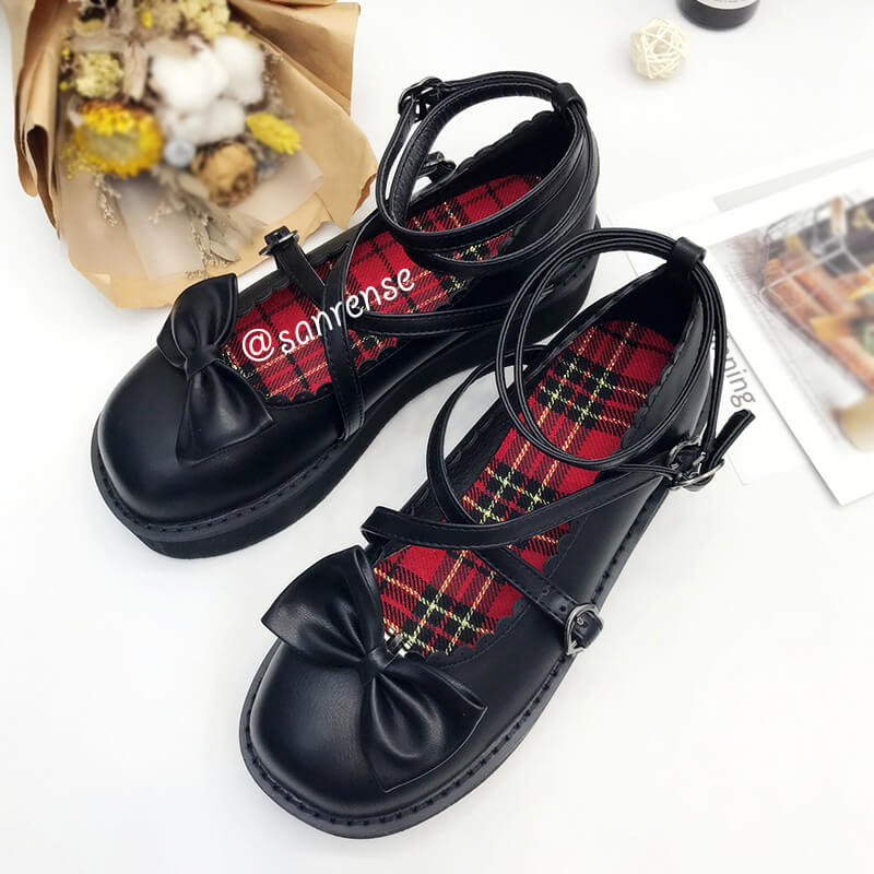Lolita Platform Love Doll Shoes SE20953