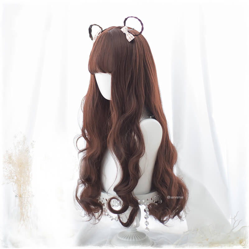 Lolita Wave Long Curly Wig SE21388