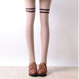 Japanese Students Striped Socks SE7072