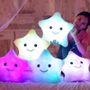 LED Lightening Plush Star Toy