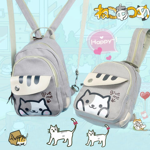 Kawaii cats cartoon backpack SE6912