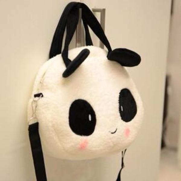 panda,bag,white,gift,cartoon,