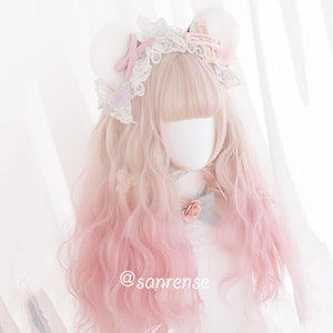 Pastel Japanese Curly Hair SE20909