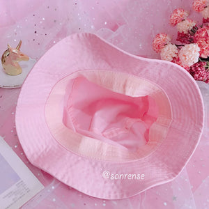 Pink Strawberry Fisherman Hat SE21019