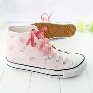 Pink Sweet Watermelon Shoes SE21085