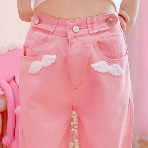 Pink Wings Trousers SE21155