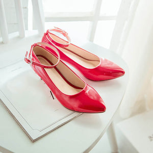 Pointed Heels Shoes SE21415